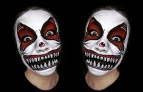 y clown makeup tutorial