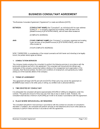 Consulting Agreement Sample - April.onthemarch.co