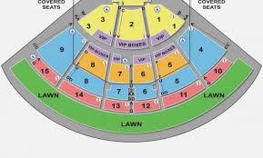 Verizon Amphitheater St Louis Seating Chart 51 Surprising