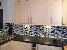 Kitchen Tiles Mosaic Stunning Mosaic Tiles Kitchen Contemporary   Home  Decorating Ideas