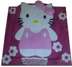 Hello Kitty Birthday Cake For Girls Caker Street