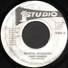 Carey Johnson - Musical Scorcher (Vinyl) | Discogs