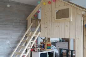 Ein hochbett selber bauen ist kreative lösung für zu wenig platz zu hause. Kinderzimmer Unsere Hausbett Selbst Bauen Schwesternliebe Wir