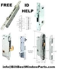 andersen patio door lock replacement sliding glass door lock andersen patio door lock replacements andersen sliding