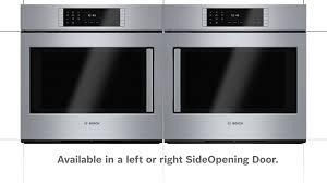 Bosch SideOpening Doors
