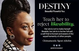 Chimamanda Ngozi Adichie Quotes 57 Inspiration 24 Best Quotes From Chimamanda Ngozi Adichie's Raising A Feminist