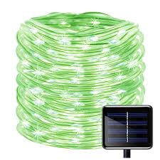 Solar Rope Lights For Garden Sunseaton Solar Rope Lights 100 Leds 39ft 12m Waterproof Solar String Copper Wire Light Outdoor Rope Lights For Garden Yard Path Fence Tree Wedding