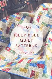 Jelly Roll Patterns