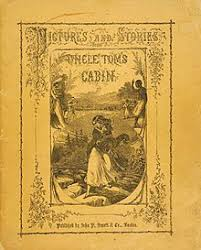 uncle tom s cabin  eliza crosses the ohio on the cover of pictures and stories from uncle tom s cabin boston john p jewett co 1853