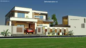 3d Front Elevation Com 1 Kanal House Plan Layout 50 X 90 3d Floor Plans As Well 3d Home Design Front Elevation On Garden Layout