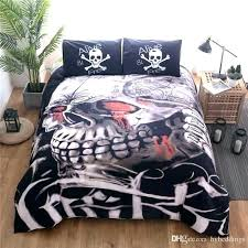 sugar skull bedding south africa skulls set king size bed sheets game duvet cover pillowcases alive