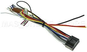 kenwood wiring harness 16 pin kdc 138 kdc 215s kdc 217 ships today kenwood kdc 138 kdc138 genuine16 pin wire harness pay today ships today
