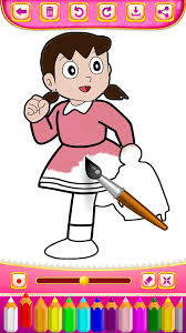 Discover new books on goodreads. Doramon Nobita Coloring Shizuka Android Download Taptap