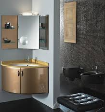 bathroom vanity mirrors with storage. gold modern corner bathroom vanity with wall cabinet and mirror: full size mirrors storage r