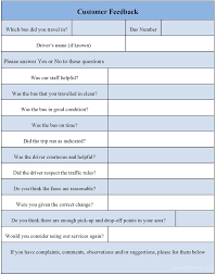 Feedback Forms In Word feedback templates Besikeighty24co 1