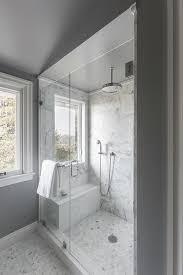 shower window seat