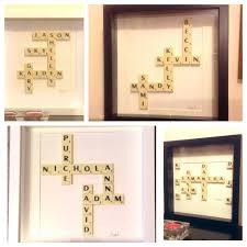 Scrabble Wall Tiles Astonishing Scrabble Letter Wall Art 22 On Wordle Wall Art With
