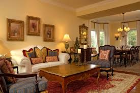 Dining Room And Living Room New French Country Living Decorating Ideas Baci Living Room