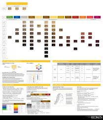 Redken Gloss Color Chart All About Template Design