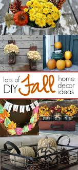 You Will LOVE These DIY Fall Home Decor Ideas, So Easy And So Cute To