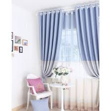 blackout shades baby room. Discount Baby Blue Polyester Blackout Star Curtains Shades Room