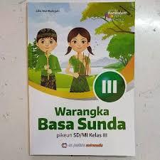 Rancage diajar basa sunda sd kelas 1 2 3 4 5 6 buku bahasa sunda sd buku paket basa sunda shopee indonesia. Buku Bahasa Sunda Warangka Basa Sunda Kelas 3 Sd Mi Penerbit Andromedia Shopee Indonesia