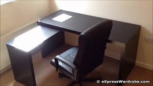 incredible shaped office desk chairandsofaclub. Ikea Office Desk. Desk Incredible Shaped Chairandsofaclub O