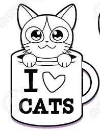 Here are fun free printable cat coloring pages for children. Sunny Cat Colouring Pages For Children By Pekersweet On Deviantart