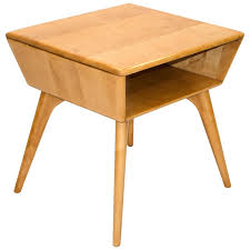 Heywood Wakefield Magazine or Lamp Table For Sale at 1stdibs