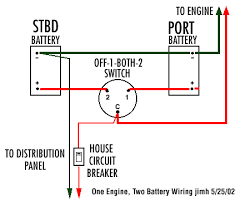 wiring diagram dual battery system carlplant how to hook up two batteries in a truck at Dual Battery Wiring Diagram 4x4