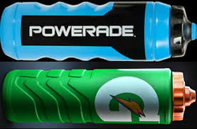 powerade vs gatorade vs water nutrition facts and sugar content
