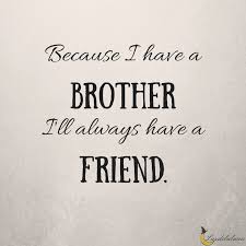 Brother Quotes Beauteous 48 Awesome Brother Quotes Luzdelaluna