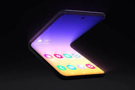 Samsung Smartphone Design Samsung Teases Foldable Flip Phone Design Technology News