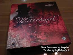 Letters From Whitechapel A Game Review Vega Tuesday