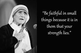 Mother Teresa Quotes New 48 Of Mother Teresa's Most Inspiring Quotes That Will Change The Way