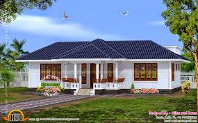 Affordable Basic bhk Home Design At Sqft Small Home Kerala    Kerala Small House Plans Small Home Kerala House Design