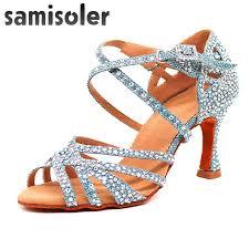 <b>Samisoler</b> Latin <b>dance shoes</b> zapatos de baile Latina mujer black ...