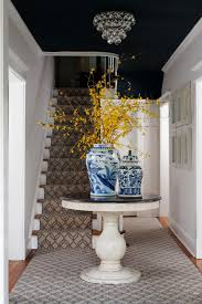 white foyer table. 2nd Idea: The Round Foyer Table Contemporary White O