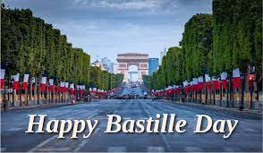 Happy Bastille Day 2021 July 14 : Facts ...