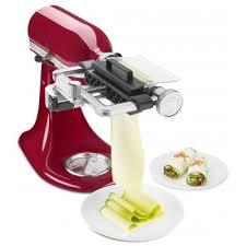 kitchenaid vegetable slicer. kitchenaid ksmsca vegetable sheet cutter attachment for stand mixers kitchenaid slicer a