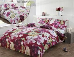 floral modern quilt duvet cover  pillowcase bedding bed sets
