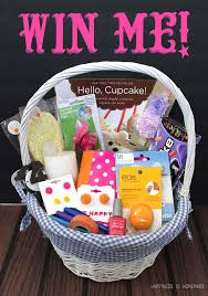 mother s day gift basket and 25 visa gift card giveaway