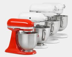 a new generation stand mixer that is 25 lighter and 20 smaller than the other kitchenaid classic tilt head stand mixers