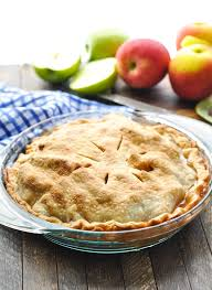 If making pie dough terrifies you, you can always use store bought, but it will cost more and definitely be less delicious. Mom S Easy Apple Pie The Seasoned Mom