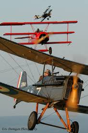 First World War (WWI) Planes -- Great War Flying Museum