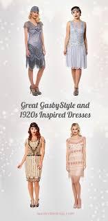 great gatsby 1920s inspired dresses flapper vine style dresses art deco