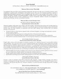Special Education Assistant Cover Letter Strong Pictures Pe