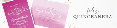 Invitations Quinceanera Princess Quince Quinceañera Party Invitations