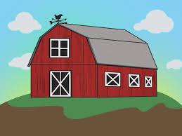 red barn clip art transparent. Barn Clipart Side A #3052489 Red Clip Art Transparent