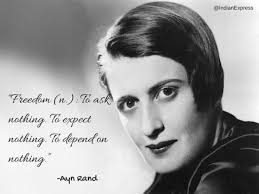 Ayn Rand Quotes Enchanting 48 Inspiring Quotes By Bestselling Author Ayn Rand On Her Birthday
